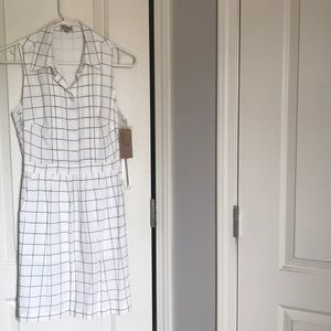 Cremieux shirtdress with pockets (0)